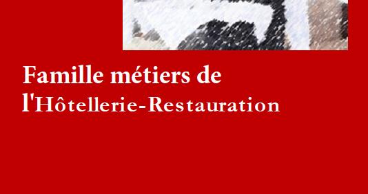 Baccalauréat professionnel commercialisation et services en restauration et cuisine