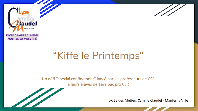 """""""Kiffe le Printemps"""""""