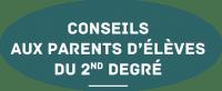 Conseils aux parents d'élèves