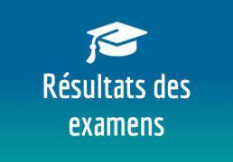 Read more about the article Résultats des Examens 2021