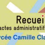Documents administratifs 2020/2021