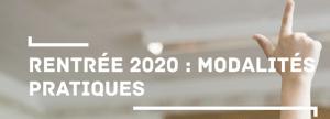 Read more about the article PROTOCOLE SANITAIRE Lycée Camille Claudel – Rentrée 2020