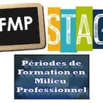 Calendrier des Périodes de Formation en Milieu Professionnel (PFMP) 2021 Modifiés !