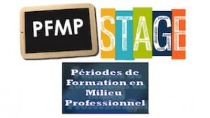 Calendrier des Périodes de Formation en Milieu Professionnel (PFMP)