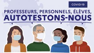 Read more about the article Autotests Covid au lycée : comment ça va se passer ?